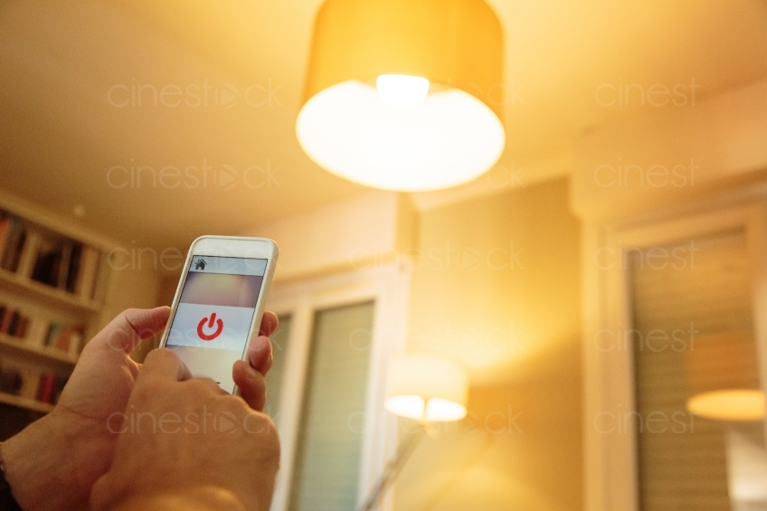 Smart Home System auf dem Handy 20160823